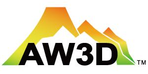 『AW3D』®全世界デジタル3D地図シリーズ