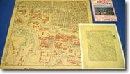 古地図(印刷物)