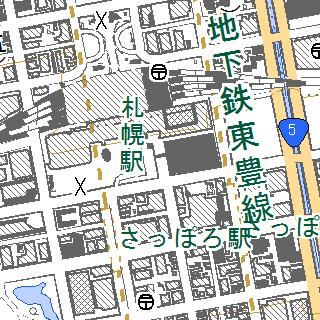 国土地理院の数値地図(オンライン)