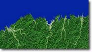 衛星写真データ