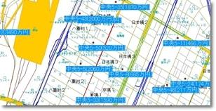 【平成30年版】REX 地価公示データベース