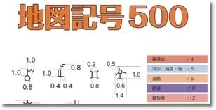 地図記号500
