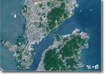 日本列島高精彩衛星地図 だいちマップ