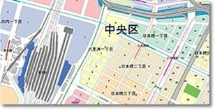 DTP MAP 1/10000市区町村版 ダウンロード