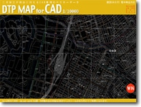 DTP MAP for CAD