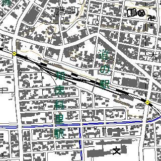 数値地図(国土基本情報)オンライン