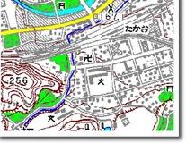 数値地図25000(地図画像)オンライン