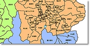デジタル白地図