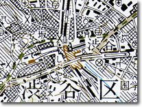 5万分1地形図