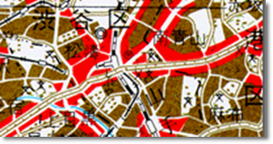 20万分1地勢図