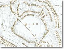 山岳・火山・鳥瞰図