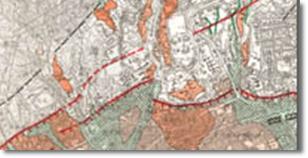 都市圏活断層図