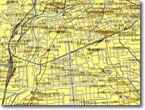 数値地図(空間データ基盤)25000