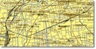 数値地図25000(空間データ基盤)
