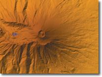 数値地図10mメッシュ(火山標高)