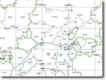 数値地図25000(行政界・海岸線)