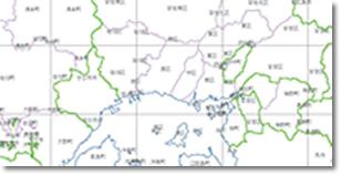 JMC 25000(行政界・海岸線)