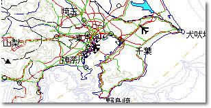 数値地図500万(総合)