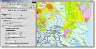 水文環境図