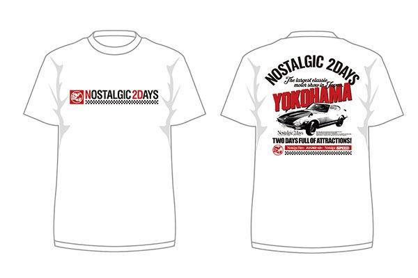 Nostalgic 2days2019Tシャツ