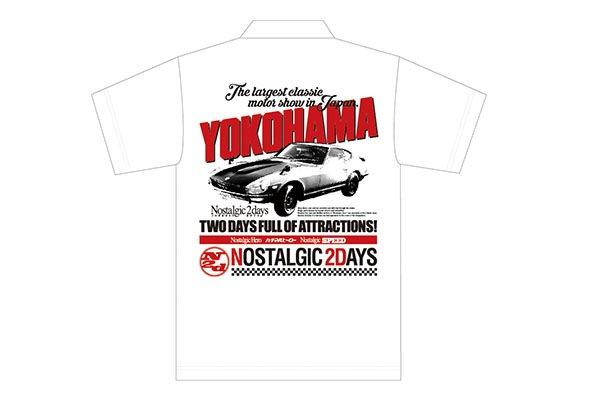 Nostalgic 2daysワークシャツ