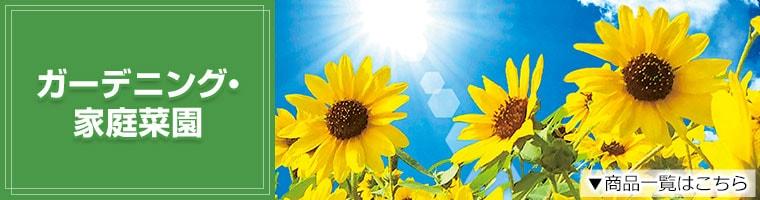 ガーデニング・家庭菜園