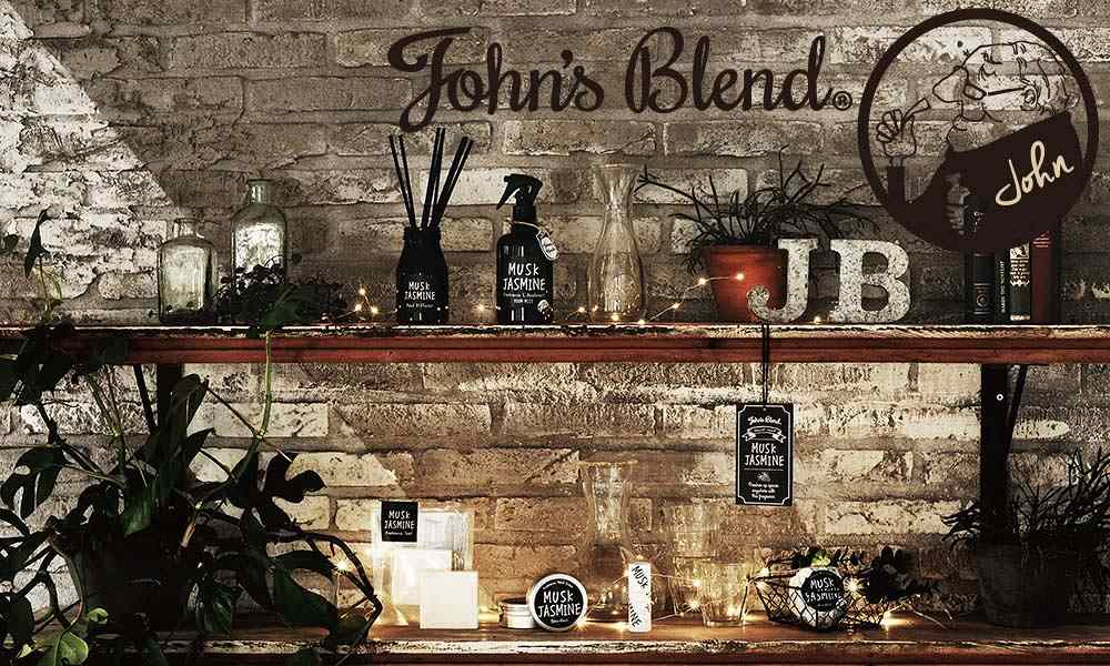 【LIMITED EDITION】John's Blend冬季限定アイテムの情報を公開いたしました。