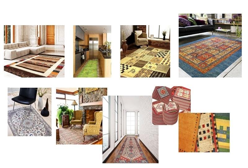 ギャッベや絨毯の選び方のコツ