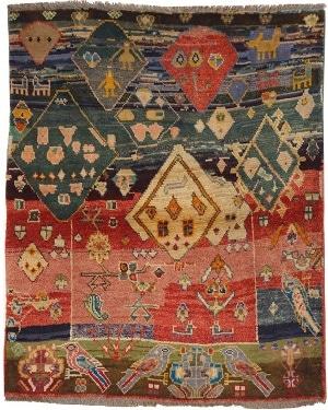 ギャッベ絨毯の歴史
