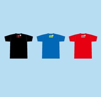 Tシャツのバック
