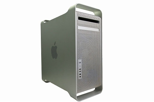 apple Mac Pro A1289(1210080)【Xeon8Core】【Geforce GT120】【メモリ10GB】【HDD2TB】【マルチ】