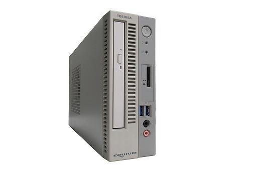 東芝 EQUIUM S7400(1210110)【7日間の動作保証】 【OS無し大特価】【HDMI端子】【Core i3 4160】【メモリ4GB