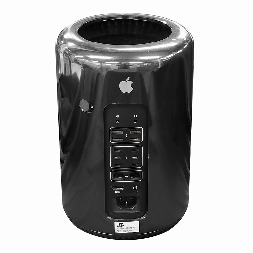 apple Mac Pro A1481 [Late 2013] (1210176)【Xeon E5-1620 V2】【HDMI端子】【メモリ16GB】【SSD256GB】【W