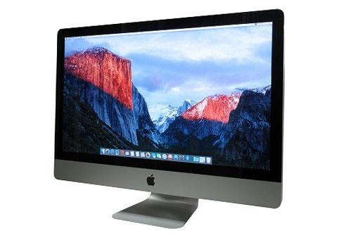 apple iMac A1312(Mid 2011)(1210247)【WQHD液晶】【webカメラ】【Radeon HD6970】【Core i5 2400】【メモリ12