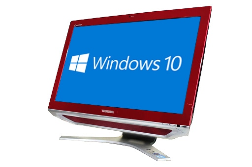 東芝 D711/T9CR(1291365)【Win10 64bit】【HDMI端子】【Core i7】【メモリ4GB】【HDD2TB】【W-LAN】【マルチ】