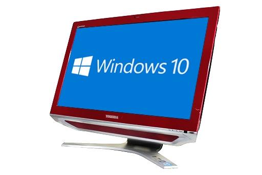 東芝 D711/T9CR(1291376)【Win10 64bit】【HDMI端子】【Core i7】【メモリ4GB】【HDD2TB】【W-LAN】【マルチ】
