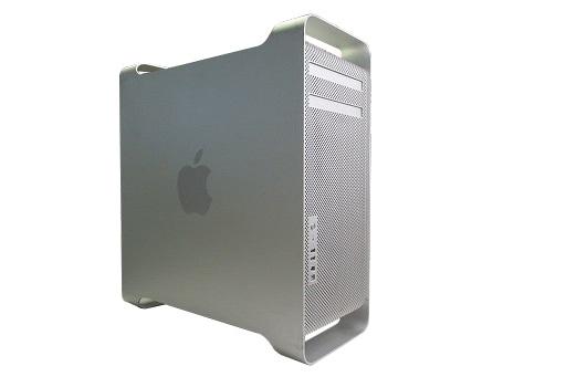 apple Mac Pro A1186(1293829)【XeonQuadCore】【Geforce 7300GT】【メモリ8GB】【HDD2TB】【マルチ】