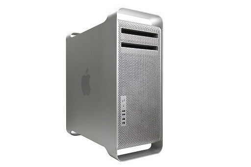 apple Mac Pro A1186(1296729)【XeonQuadCore】【Geforce 7300GT】【メモリ8GB】【HDD2TB】【マルチ】