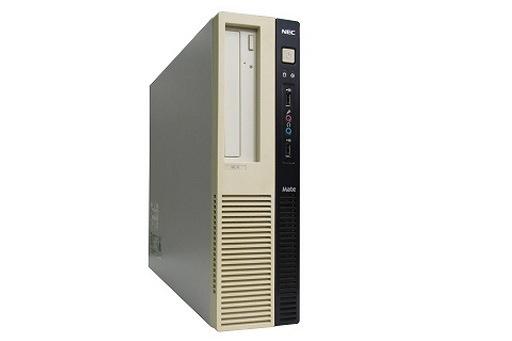 NEC Mate ML-M(1297035)【Win10 64bit】【Core i3 4160】【メモリ4GB】【HDD500GB】【マルチ】