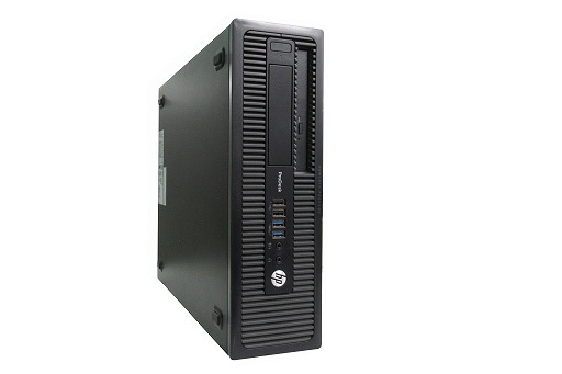 HP ProDesk 600 G1 SFF(1297037)【Win10 64bit】【Core i3 4160】【メモリ4GB】【HDD500GB】