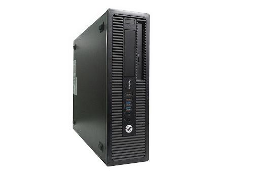 HP ProDesk 600 G1 SFF(1297038)【Win10 64bit】【Core i3 4160】【メモリ4GB】【HDD500GB】