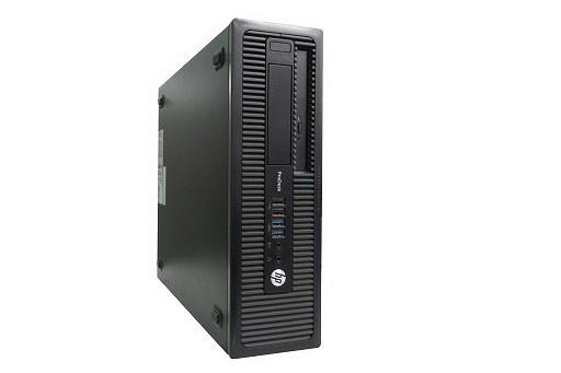 HP ProDesk 600 G1 SFF(1297039)【Win10 64bit】【Core i3 4150】【メモリ4GB】【HDD500GB】【マルチ】