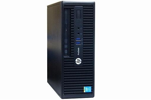 HP ProDesk 400 G2.5 SFF(1297048)【Win10 64bit】【Core i3 4170】【メモリ4GB】【HDD500GB】【マルチ】