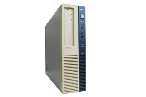 NEC Mate J MB-H(1297052)【Win10 64bit】【Core i3 4130】【メモリ4GB】【HDD500GB】【マルチ】