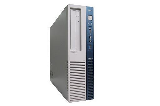 NEC Mate MB-M(1297103)【7日間の動作保証】 【OS無し大特価】【Core i5 4590】【メモリ4GB】【HDD500GB】【