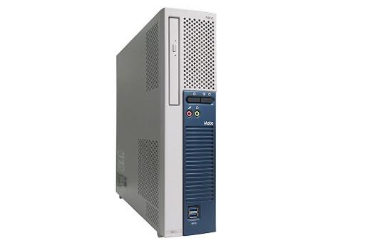 NEC Mate J ME-G(1297133)【7日間の動作保証】 【OS無し大特価】【Core i5 4570】【メモリ4GB】【HDD500GB】