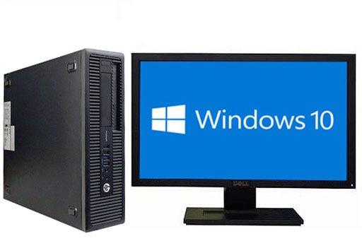 HP ProDesk 600G1 SFF(1297964)【Win10 64bit】【Core i3 4150】【メモリ4GB】【HDD500GB】