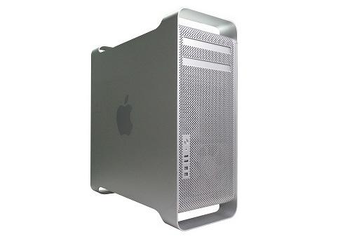 apple MacPro A1289(Mid2012)(1298221)【Intel Xeon4Core 】【Radeon HD5770】【メモリ10GB】【HDD2TB】【W-