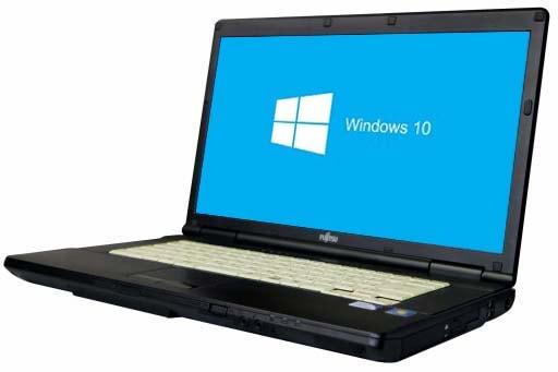 富士通 FMV-LIFEBOOK A561/D(1402921)【Win10 64bit】【HDMI端子】【Core i5】【メモリ4GB】【HDD320GB】【D