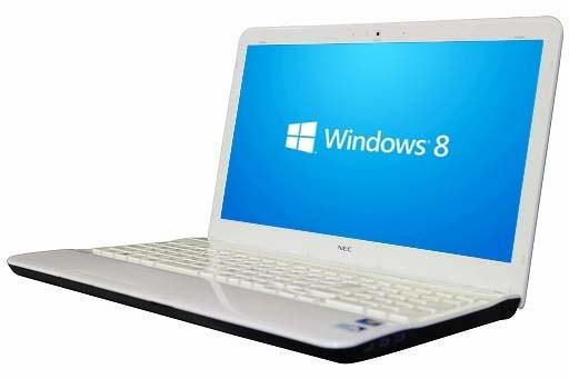 NEC LaVie LS450/J(1503369)♪【Win8 64bit】【webカメラ】【HDMI端子】【テンキー付】【リカバリー付】【Core i5 32